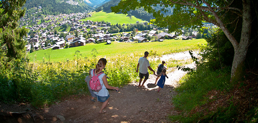 Family walking in Morzine, France.jpg